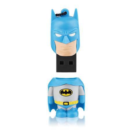 Pen Drive Dc Batman Clássico 8GB USB Leitura 10MB/s e Gravação 3MB/s Multilaser