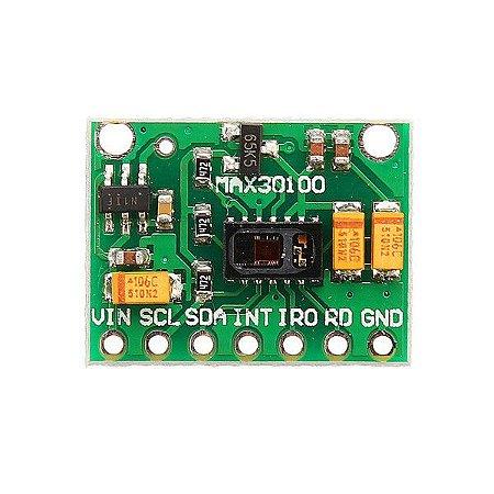 Sensor MAX30100 - Batimento Cardíaco e Oxímetro