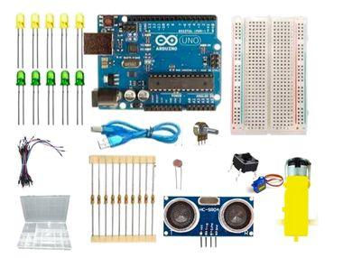 """Kit Arduino - """"Da lousa à Robótica"""""""