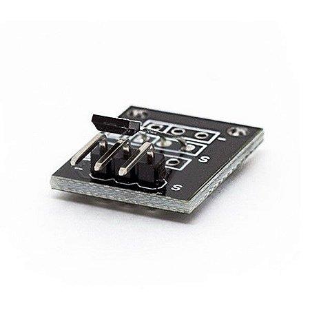 Sensor Hall KY-003 de Alta Sensitividade