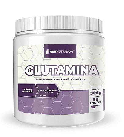 Glutamina New - 300g - NewNutrition
