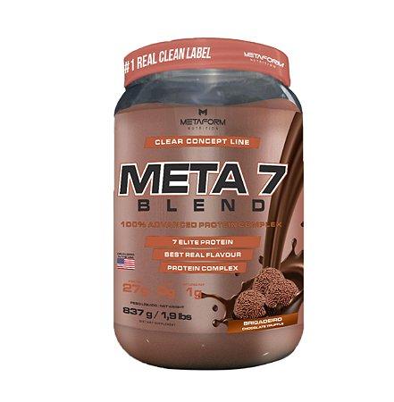 Whey Meta 7 Blend - 837g - Metaform Nutrition
