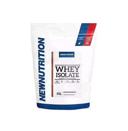Whey Protein Isolado - 900g - NewNutrition