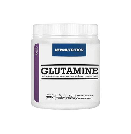 Glutamina New - 150g ou 300g - NewNutrition