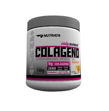 Colágeno Only Woman - 150g - Nutrata