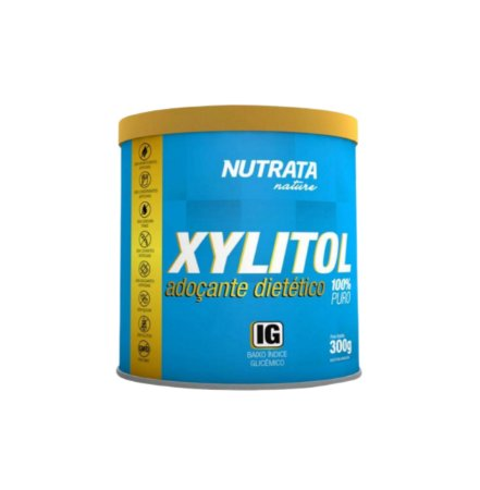 Xylitol - 300g - Nutrata