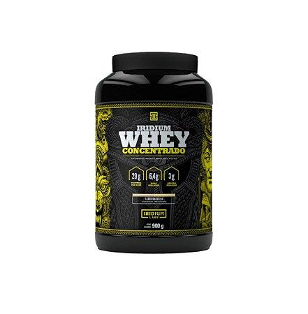 Whey Protein Concentrado - 900g - Iridium Labs