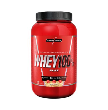 Super Whey 100% puro - 907g - Integralmedica