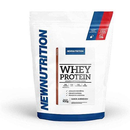 Whey Protein Concentrado - 900g - NewNutrition