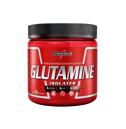 Glutamina Isolates - 150g - IntegralMedica