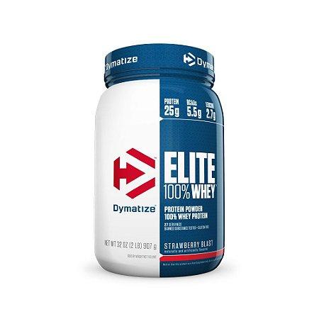 Elite 100% Whey Protein - 907g - Dymatize