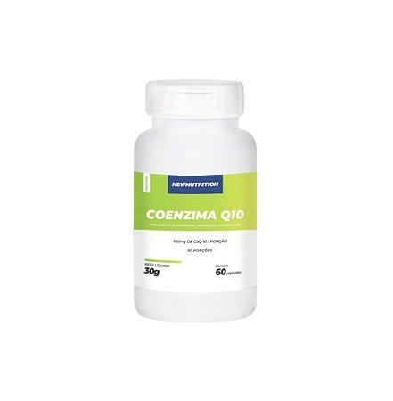 Coenzima Q10 - 60 Softgels - NewNutrition