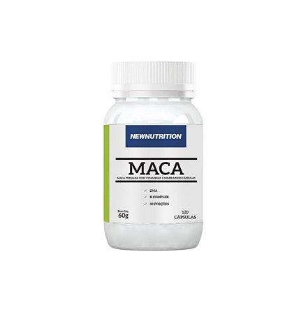 Maca Power - 120 cápsulas - NewNutrition
