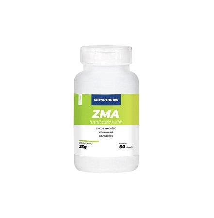 ZMA - 60 cápsulas - NewNutrition