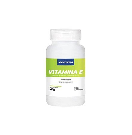 Vitamina E - 120 Softgels - NewNutrition