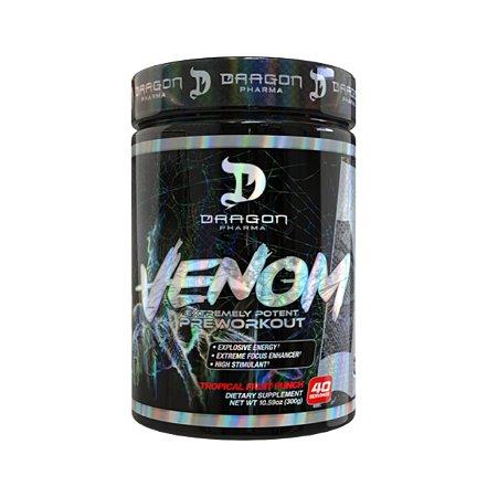 Venom - 40 servs - Dragon Pharma (Fire Cola)