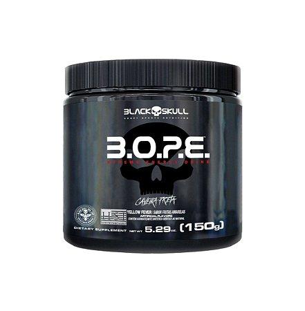 BOPE - 150g - Black Skull