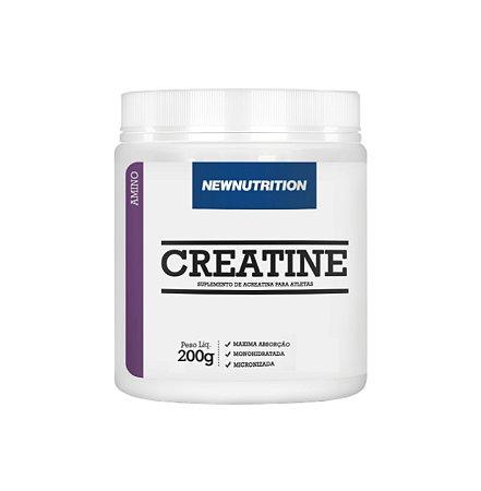 Creatine New (Creatina) - 200g - NewNutrition