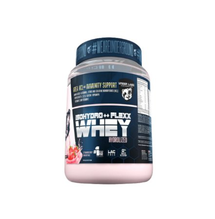 Flexx Whey IsoHydro - 900g - Under Labz