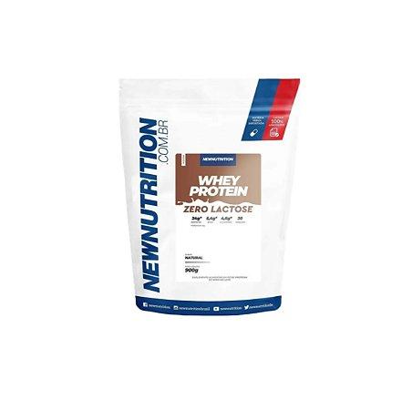 Whey Protein Zero Lactose - 900g - NewNutrition