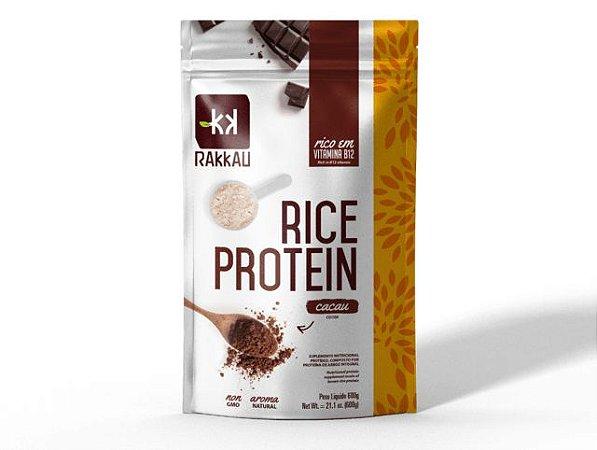 Rice Protein - 600g - RAKKAU (Proteína Vegana)
