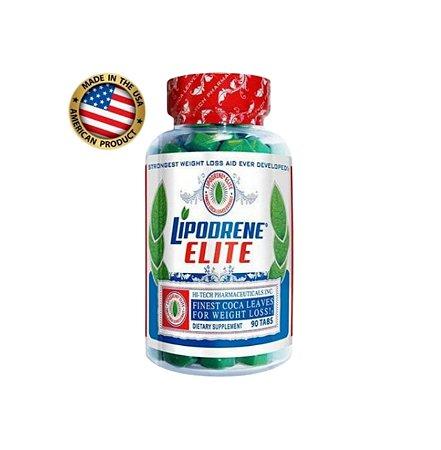 Lipodrene Elite Finest Coca Leaves (90tabs) - Hi-Tech Pharmaceuticals