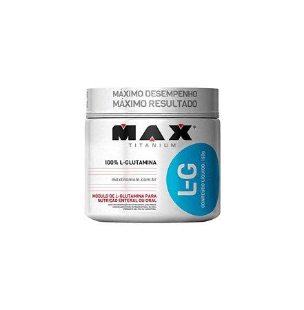 L-Glutamina - 150g - Max Titanium
