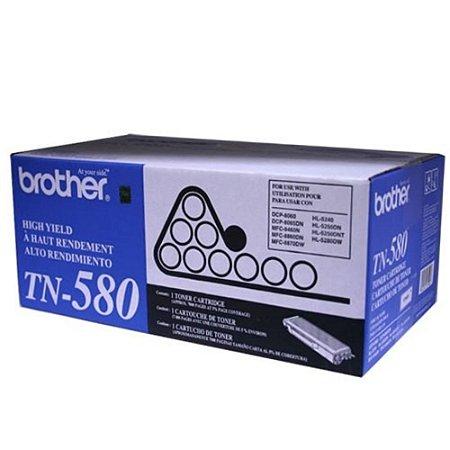 Cartucho de Toner Brother Tn 580