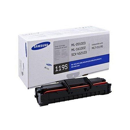 Toner Samsung Mlt-D119s (1610,2010,4521)  Preto