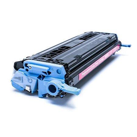 Toner Compatível Hp Q6003a Q6003ab 124a Magenta | 2605dn 2600 2600n 2600dtn