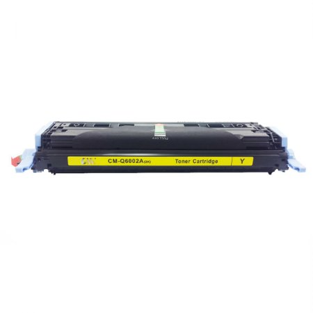 Toner Compatível Hp Q6002a Q6002ab 124a Amarelo | 2605dn 2600 2600n 2600dtn
