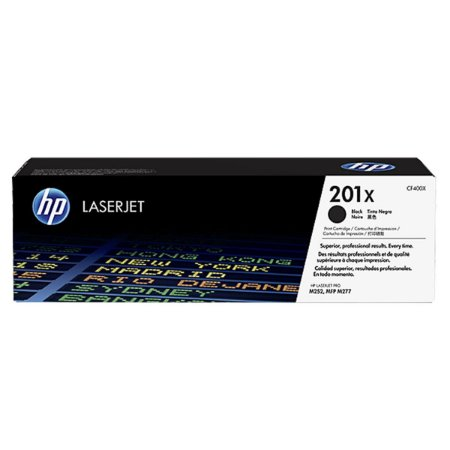 Toner Laserjet Color Cf400x Hp 201x Preto M252dw M277dw