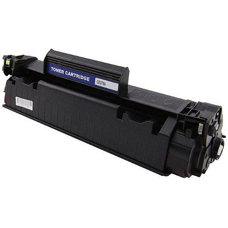 Toner Ce278a 278a 78a Para Hp M1536 M1536dnf P1560 P1566 P1600 P1606 P1606n P1606dn M1530 / Preto / 1.800