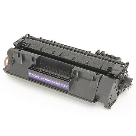 Toner compatível HP ce505A 05A CE505