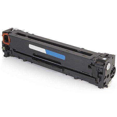 Toner Compatível HP CB541A CB541AB 125A Ciano | CP1510 CP1515 CP1518 CP1215 CM1312