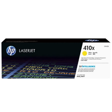 Toner hp CF412X 410X CF412X amarelo| M477FDW M477FDN M452DW M452DN M452NW