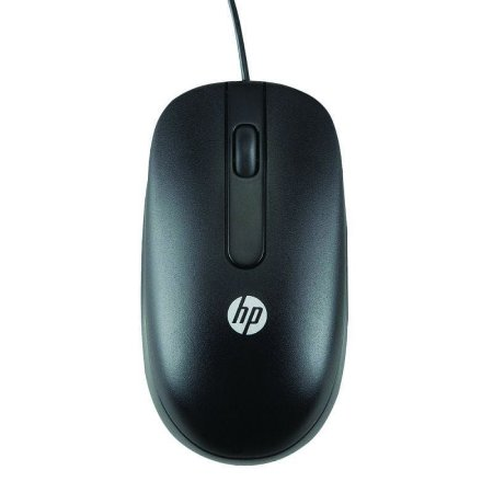 Mouse Hp Usb H4b81aa Preto