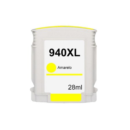 Cartucho Kenius 940XL Yellow Compatível