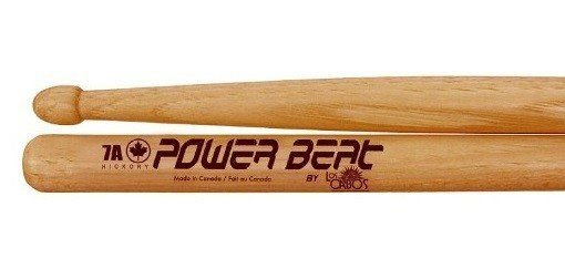Baqueta Power Beat by Los Cabos 7A