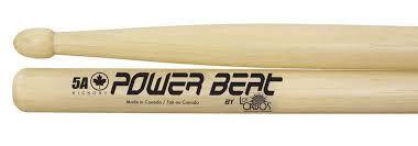 Baqueta Power Beat by Los Cabos 5A