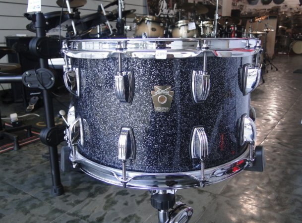 Caixa Ludwig Classic Series Hybrid 14x8 in Gun Metal Glass