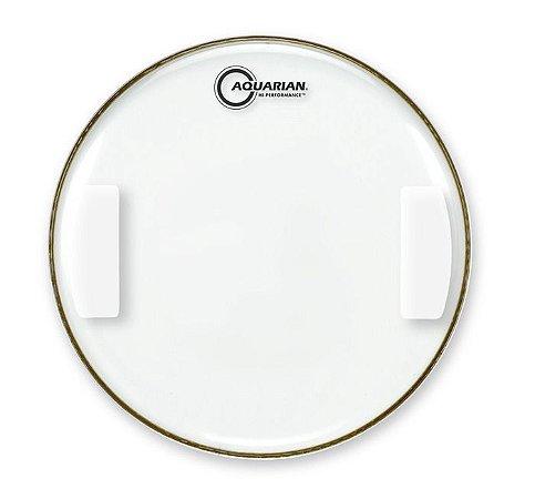 """Pele AQUARIAN 12"""" Hi-Performance Snare Resonant HPSN12"""