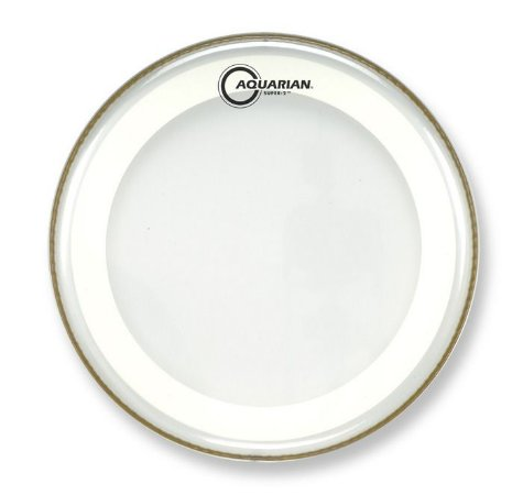 "Pele AQUARIAN Super-2 Clear c/ Studio-X Ring 13"" MRS2-13"