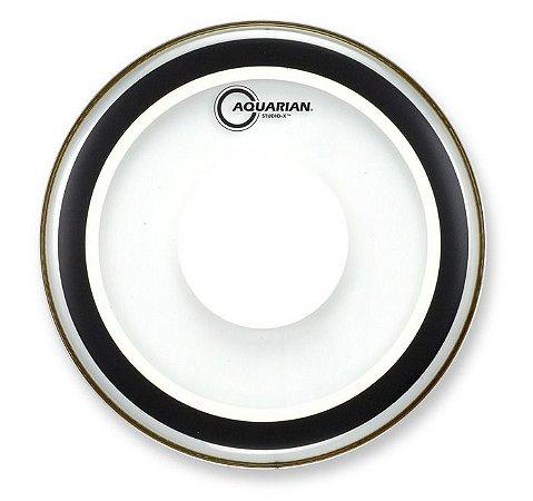 "Pele AQUARIAN Studio-X Clear c/ Power Dot 12"" SX12"