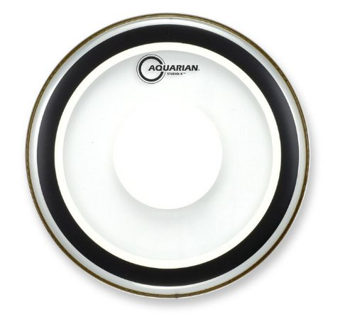 "Pele AQUARIAN Studio-X Clear c/ Power Dot 12"" SXPD12"