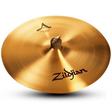 "PRATO ZILDJIAN A SERIES 17"" THIN CRASH"