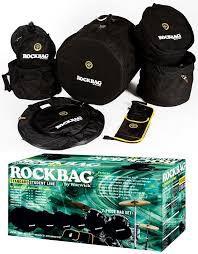Kit de Bags para Bateria Line Fusion II RB22902B Rockbag