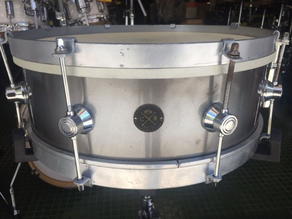 """Caixa CR Rústico Drum Madeira 14""""x5,5"""""""