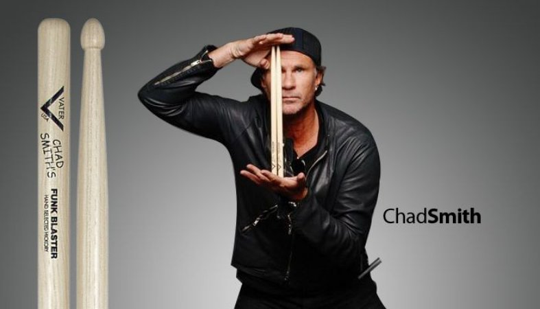 Baqueta Vater Funk Blaster Signature Chad Smith's