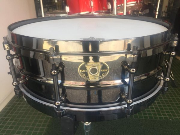 "Caixa Ludwig Black Magic 14x5""5"""
